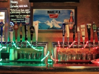 16 Beers on Tap